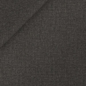 Charcoal Grey Sharkskin Suit