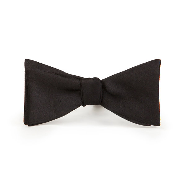 Bowtie Made in Italy Four Seasons Solid Black