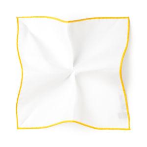 Pochette Bianco Giallo