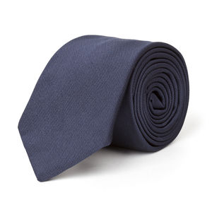 Ceremony Blue Necktie