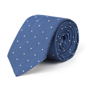 Microdesign Electric Blue Necktie