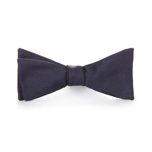 Ceremony Blue Bowtie