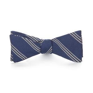 Regimental Blue Bowtie