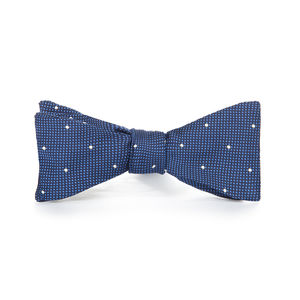 Microdesign Electric Blue Bowtie