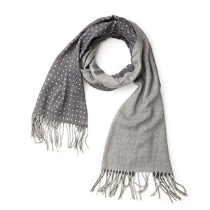 Scarf Duo Grey