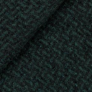 Bouclè Lama Green Coat