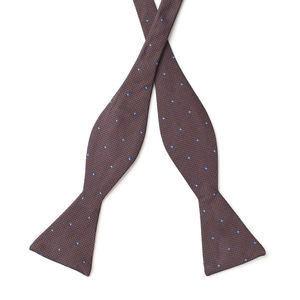 Bowtie Microdesign Brown