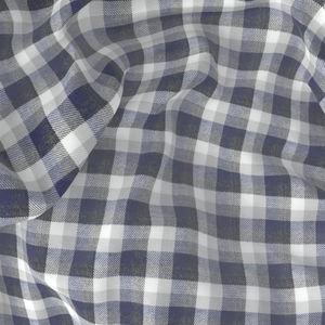 Shirt Vintage Blue Flannel
