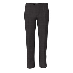 Trousers Assoluto Grey Prince of Wales