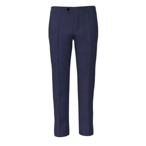 Trousers City Blue