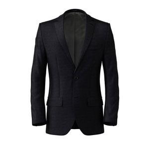 Jacket Navy Blue Armaturato