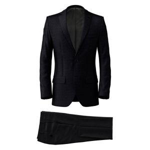Suit Navy Blue Armaturato