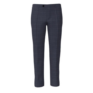 Pants Blue Steel Check