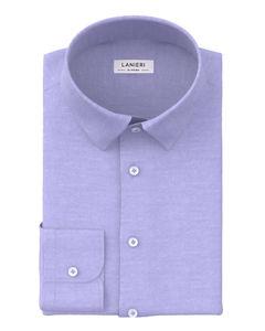 Shirt Comfort Light Blue