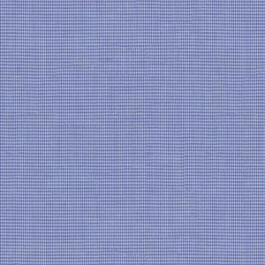 Chemise Bleu Marine Pied de Poule