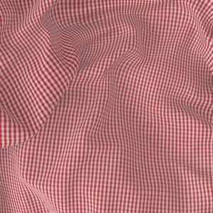 Chemise Rouge À Carreaux