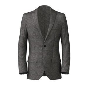 Blazer Grey Flannel