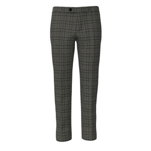 Trousers Cashmere Grey Prince of Wales