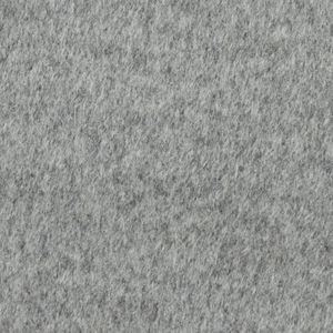 Coat Luxury Soft Light Grey