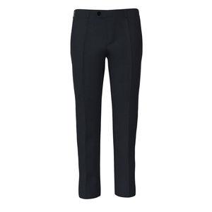 Pants Blue Birdseye