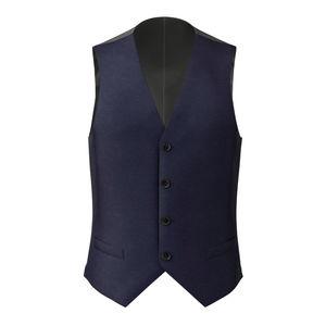 Vest Super 160's Royal Blue