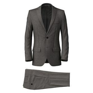 Suit Icon Light Grey