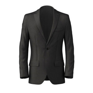 Blazer Icon Grau Anthrazit
