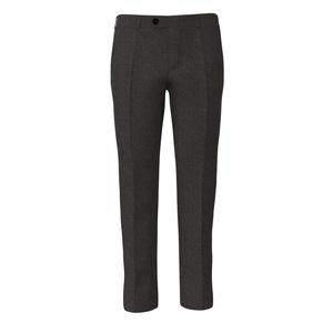 Pants Grey Birdseye