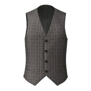 Gilet Gris Antique Prince de Galles