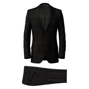 Suit Authentic Black