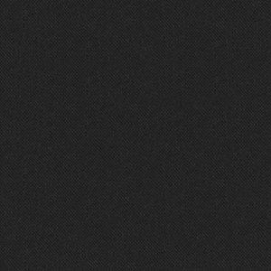 Anzug Black Wolle Seide