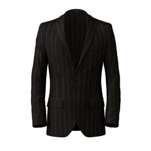 Blazer Grey Double Stripe