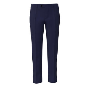 Trousers Cobalt Blue