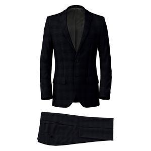 Suit Paris Blue Prince of Wales