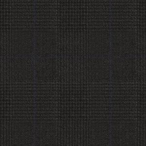 Waistcoat Grey Prince of Wales Wool Silk