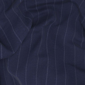 Pants Miami Blue Pinstripe